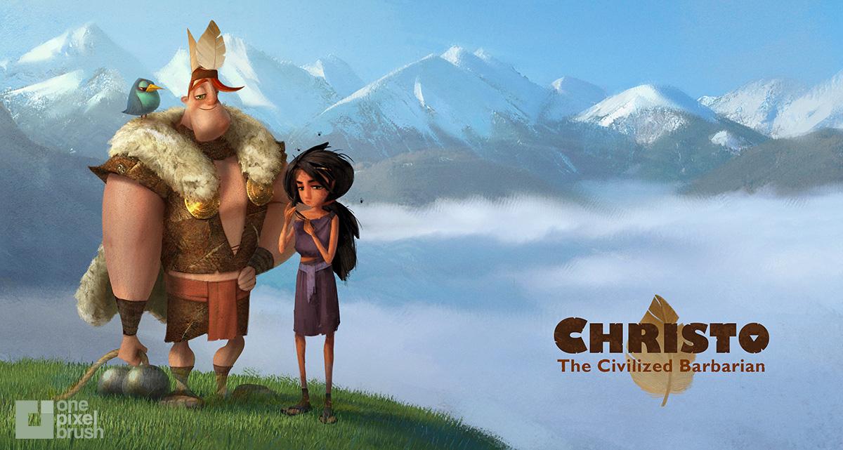 Christo-The-Civilized-Barbarian
